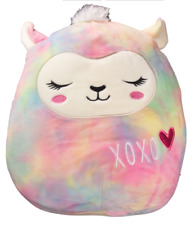 SQUISHMALLOW - 10 INCH - LESLIE THE LLAMA - SENSORY TOY -KELLYTOY -PREORDER