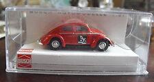 Busch Automodelle HO 1:87 Red VW Beetle  NIP