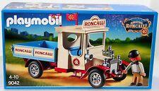Oldtimer Camion Playmobil Exclusif Édition 9042 par Circus Roncalli Limité Neuf