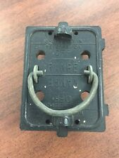 MURRAY RANGE FUSE  PULL OUT 60AMP  RAISED ON HUMPS
