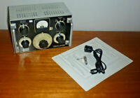 Vintage ALTEC AS-1600 Audio Oscillator w/ Accessories / Untested