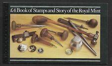 Qe2 Royal Mint Prestige Booklet Dx4 1983