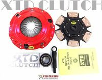 XTD STAGE 3 CLUTCH KIT 2006-2012 MITSUBISHI ECLIPSE SPYDER GS 2.4L 4CYL L4