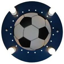 Wandleuchten mit Fußball Motiv für Kinder