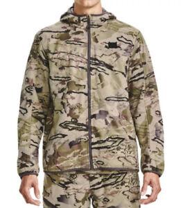 Under Armour Mens Brow Tine X Storm Jacket Mid-Season 2XL XXL 1355316-999 $170