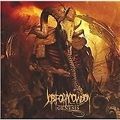 Job for a Cowboy - Genesis (2007) CD Metalblade Records/Death Metal/Deathcore
