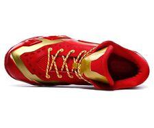 Onemix Brand para hombre Baloncesto Zapatillas Hombre De Hierro Rojo Dorado
