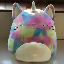 NEW RELEASE Kellytoy Squishmallow LARGE 16in Cali the Caticorn BNWT