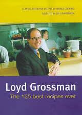 The 125 Best Recipes Ever by Penguin Books Ltd (Hardback, 1998)