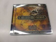 CD  Mormon Tabernacle Choir - Called to Serve