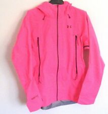 2016 NWOT Under Armour UA Moonraker Waterproof GTX Jacket Womens Small S jc124
