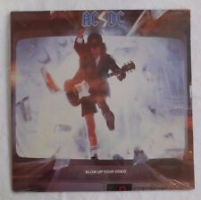 "AC/DC, ""Blow Up Your Video"" (1988),  Hard Rock,  SEALED LP,  Atlantic  #81828-1"
