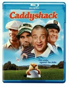 Caddyshack (Chevy Chase Bill Murray) New Region B Blu-ray