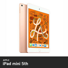 "APPLE iPad mini 5th Gen 7.9"" WiFi 64Gb iOS12 2.5GHz 64Gb/3Gb BT5.0 Pen(X) / Gold"