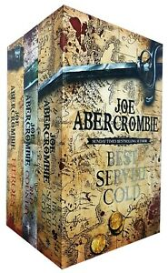 The Great Leveller Joe Abercrombie Collection 3 Books Set Paperback NEW
