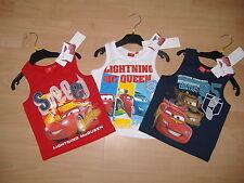 Disney Boys' Sleeveless Crew Neck T-Shirts & Tops (2-16 Years)