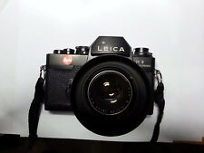 Leica R3 Electronic SLR film Camera with 50 f2 Summicron