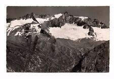 Switzerland - Saas-Tal, Portjengrat ob Allmagell - Vintage Real Photo Postcard