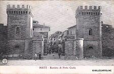 # RIETI: BARRIERA DI PORTA CINTIA