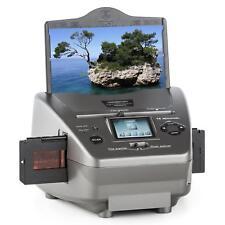 Foto Digitale Scanner SCORREVOLE COMBO Pellicola 14MP SD USB COLORE DISPLAY CMOS