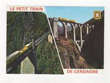 Le Petit Train De Cerdagne France Postcard 709a