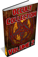 RARE OCCULT BOOKS Vol 2 DVD - Kabbalah,Masons,Mythology,Native American Religion