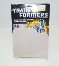 Blot Abominus Cardback Vintage 1987 G1 Transformers Action Figure