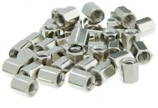 60-Pack D-Sub Cable End & Bracket Computer Hex Nuts 60 pcs Fast Ship from USA**