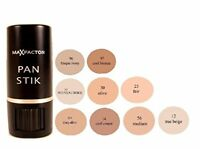 Max Factor Pan Stik Creamy Foundation Makeup 9 gr -- CHOOSE YOUR SHADE!