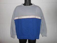 Vintage 70s 80s Converse Red White Blue Crewneck Sweatshirt XL