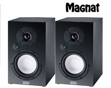 Magnat Multimonitor 220   Active Bluetooth Stereo Speaker-Pair- Black RRP $949