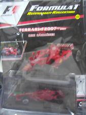 F 1 Rennwagen Kollektion 1:43 * Nr. 18 * Ferrari F2007-2007 Kimmi Räikkönen