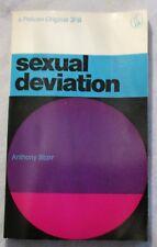 RARE:  Vintage Pelican #A649: SEXUAL DEVIATION ANTHONY STORR (PENGUIN 1965)