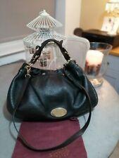 Mulberry Mitzy black messenger bag