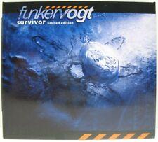 "Funker Vogt - ""Survior"" - Pappcover CD Spec. Lim. Edition + Bonus CD - wie Neu !"
