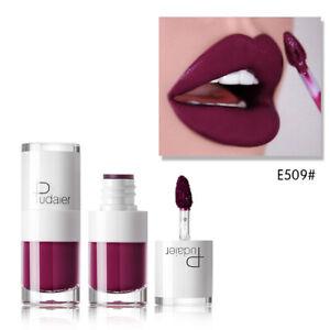Women Matte Velvet Lip Gloss Long Lasting Makeup Waterproof Liquid Lipstick Gift