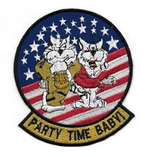 "F-14 Tomcat ""Party Time, Baby!"" patch"