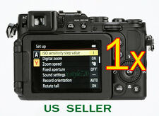 1x Clear LCD Screen Protector Guard Shield Film For Nikon Coolpix P7800 P7700
