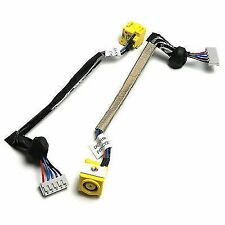 Original DC power jack in cable for IBM Lenovo 3000 C200 N100 N200 DC301000J00