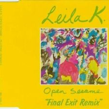 Leila K. Open sesame (Final Exit Remix by Plutone, 1993) [Maxi-CD]
