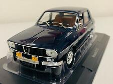 Norev Renault R12 TS 1973 bleue Sombre Norev185214
