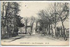 CP 52 Haute-Marne - Chaumont - Les Promenades