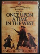 Once Upon a Time in the West (2-Dvd Set, 2003) Henry Fonda 1969 New Sealed Oop