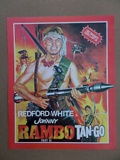JOHNNY RAMBO TAN-GO PART 3 -  SYNOPSIS KUNG-FU KARATE ACTION