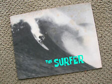 Vintage Surfer surfing magazine surfboard RARE vol 1 # 1 clean nice photo book