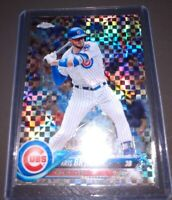2018 Topps Chrome Kris Bryant Xfractor REFRACTOR  SSP #50 Chicago Cubs
