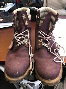 Mens Timberland Size 12. 6 In Premium Double Collar. A1qjp