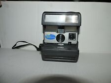 Polaroid Instant Camera One Step Talking With Flash Fold Down
