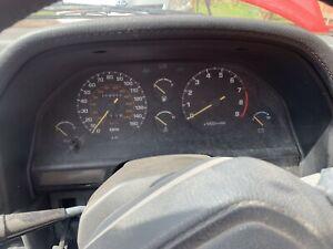 Toyota Celica ST162 Convertible Speedometer Speedo Cluster 1987 Breaking Gen4