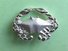 Clasp - Crab Sterling Silver 925 New Used with Convertible bracelet